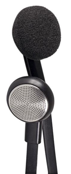 Doro Premium Headset 3.5mm Black